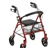 rollator for best walking