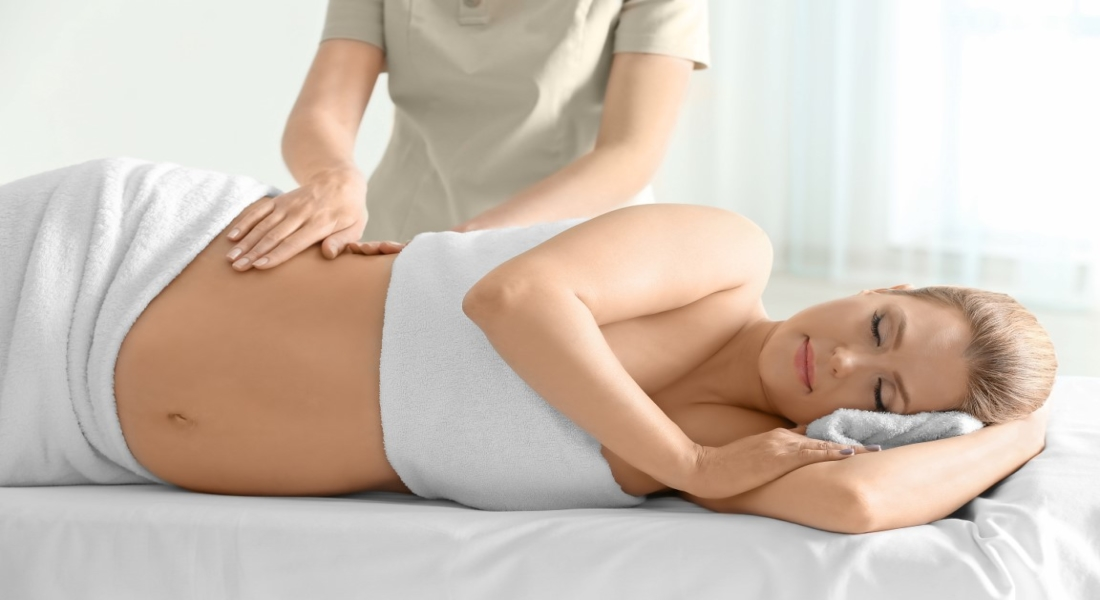 Singapore pregnancy massages