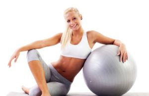 Develop core strength with home-based fitness programs!