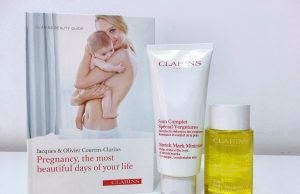 Essential Pregnancy Skincare Products from Clarins