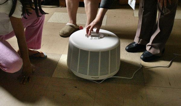 Benefits of Using an Air Purifier in Your Home