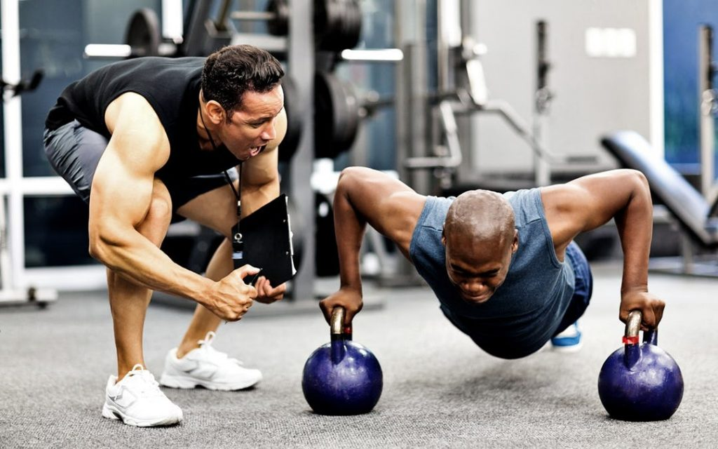 mobile personal trainer Adelaide