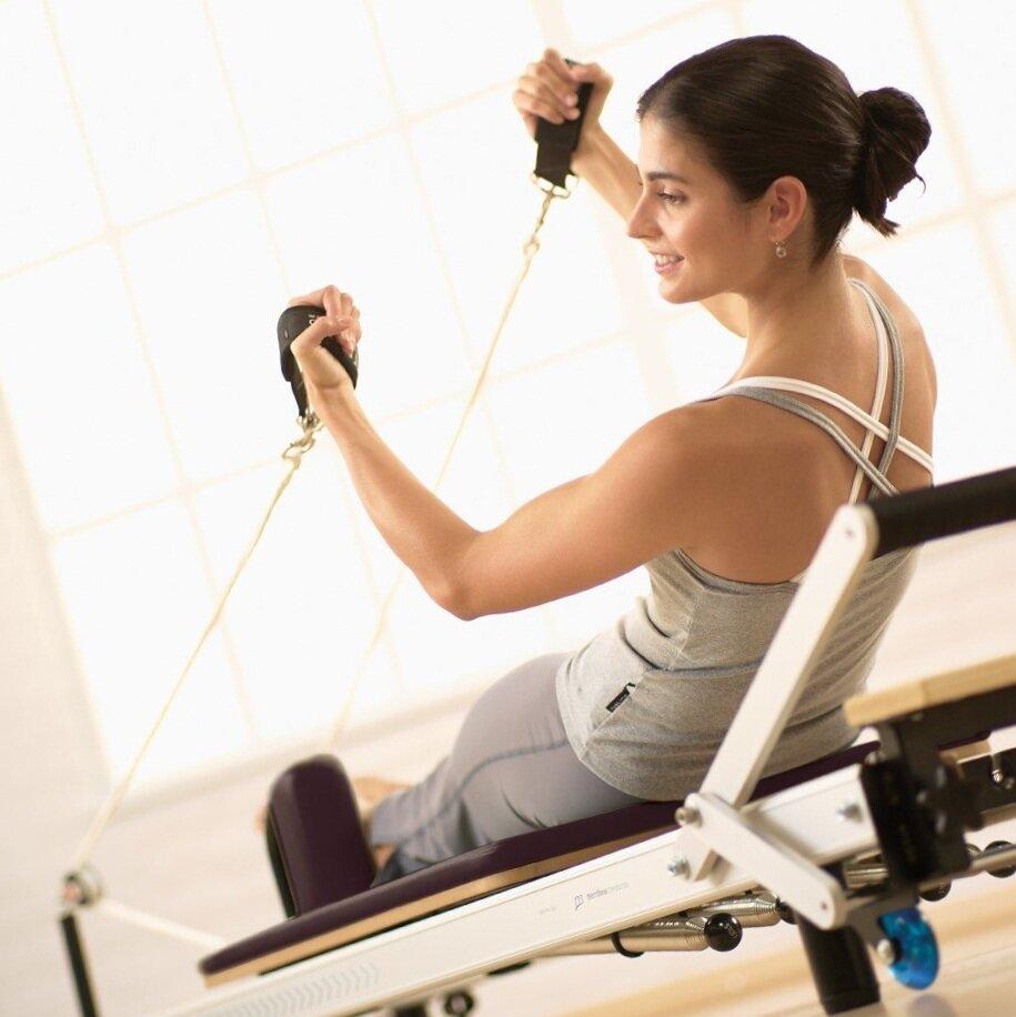 Pilates studio Richmond