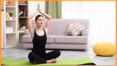Yoga at home what are its benefits